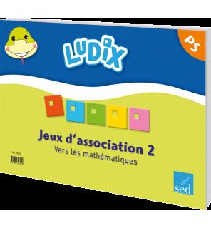 Ludix - Jeux d'association 2 Vers les mathématiques PS